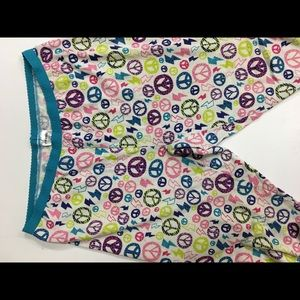 Joe boxer large piece hippie pajama pants